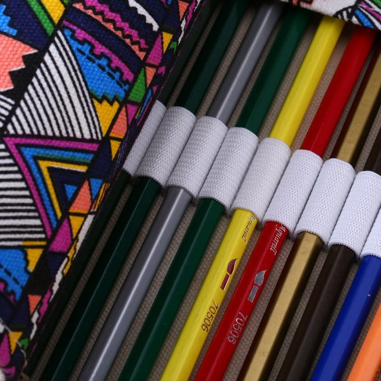 Пенал рулон для карандашей
