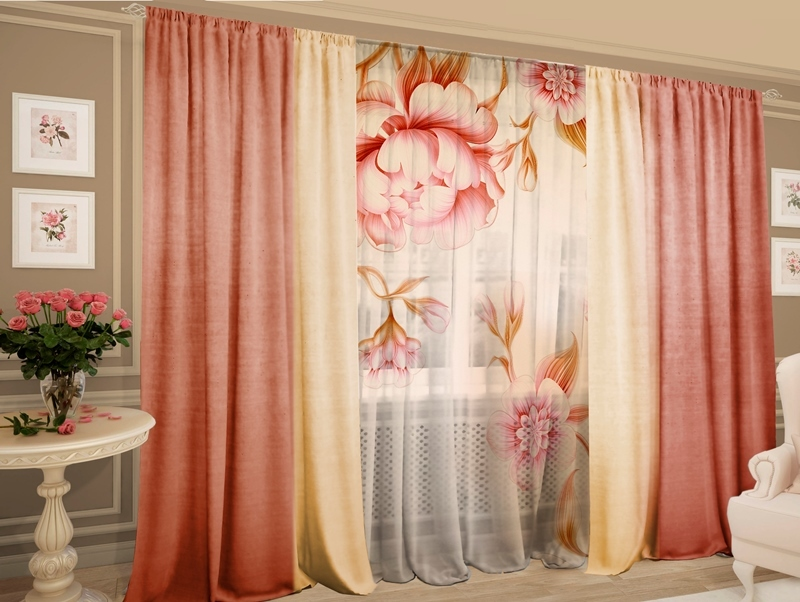 Готовые шторы по акции от 1000 руб - купить готовые шторы ...