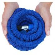 Водяной шланг Xhose (Икс-Хоз) увеличивающийся в 3 раза, подарок запорный кран