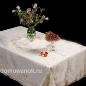 Скатерть тефлоновая с вышивкой 1