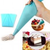 Силиконовый мешок для украшения торта с насадками Cake Decorating Set
