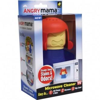TV-390 Очиститель микроволновки Angry Mama