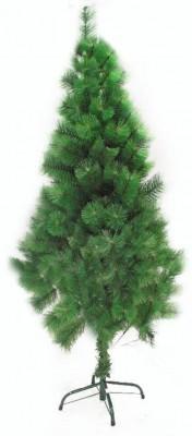 Кедр зеленый 150см d иголок 10см веток 152шт металл подставка