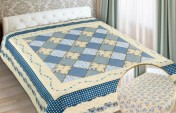 Одеяло - покрывало двухстороннее Аманда