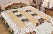 Одеяло - покрывало двухстороннее Моника