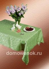 Скатерть тефлоновая «Светло-зелёная»