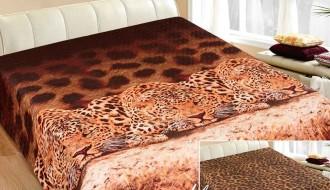 Покрывало Леопарды