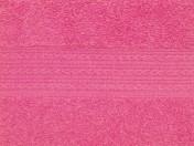 Полотенце однотонное (цвет: малиновый)