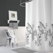 """Штора для ванн  """"Полевые цветы"""""""
