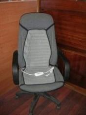 Электрогрелка - накидка на кресло