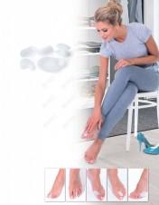 Набор силиконовых протекторов - защита ног от мозолей