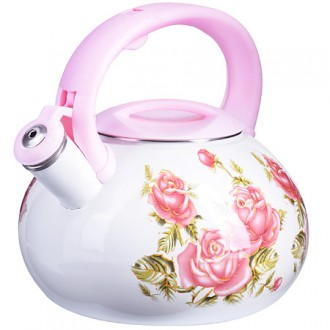 Чайник Цветы
