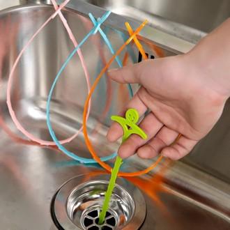 Чудо-крючок для чистки труб