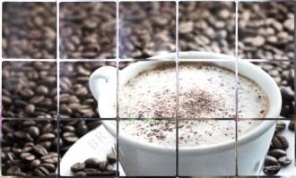 Защитный экран Кофе