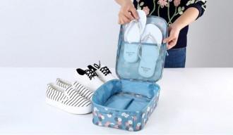 Дорожная сумка для обуви Shoe Organizer