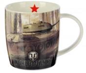 Керамическая кружка World of Tanks №1