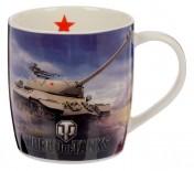 Керамическая кружка World of Tanks №3
