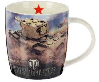 Керамическая кружка World of Tanks №5