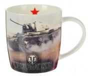Керамическая кружка World of Tanks №6