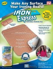 Универсальный коврик для глажки Iron Express