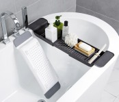 Лоток раздвижной Bath Tray