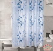 Штора для ванной Луговые цветы