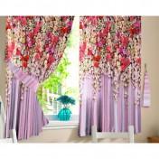 Комплект штор для кухни Дивный сад