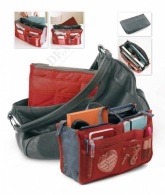 Органайзер для сумки «Сумка в сумке»