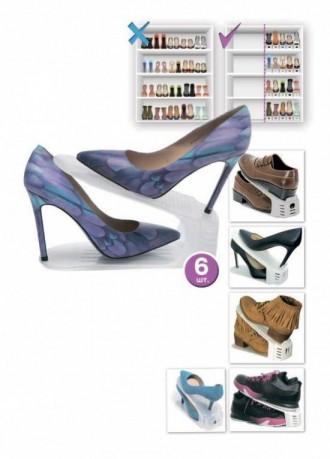 Подставки для обуви 6 шт
