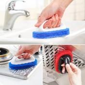 Губка для мытья с ручкой