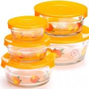 Салатники «Апельсин»