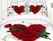 Постельное белье «Сердечко»