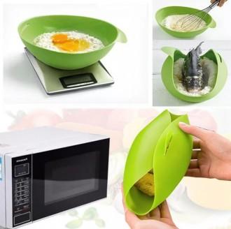 Силиконовая форма для духовки