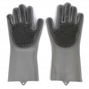 Силиконовые многофункциональные перчатки
