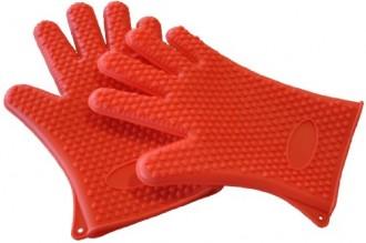 Термостойкие силиконовые перчатки