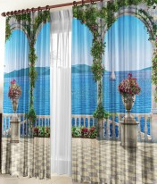 Комплект штор Терраса